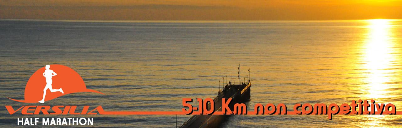 5-10 Km non competitiva