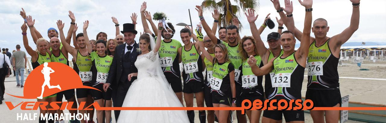 Percorso Mezza maratona